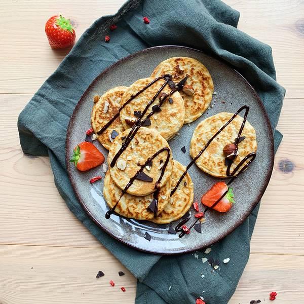 Bilde av Bodylab - Pancake & Waffle Mix 500g