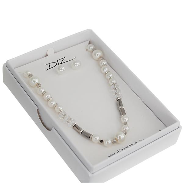 Bilde av Box 90 smykkesett perle