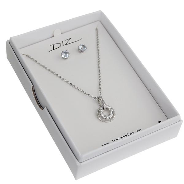 Bilde av Box 11 smykkesett i gaveeske