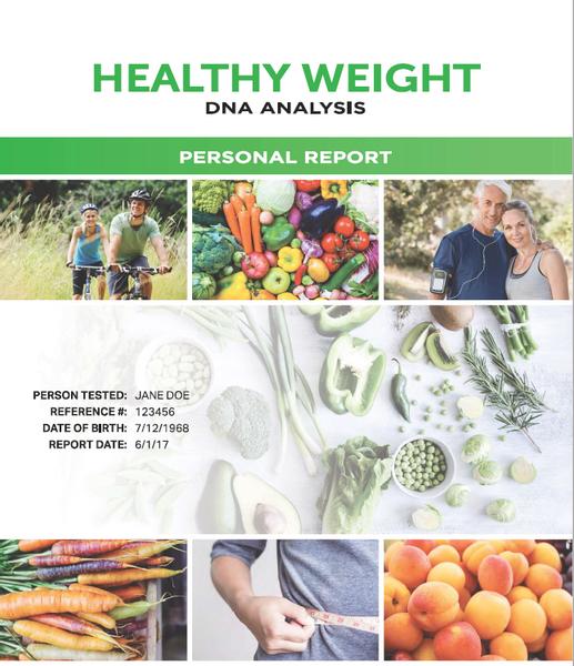 Helse- og vekt analyse