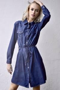 Bilde av Diva Denim Dress