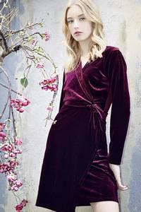Bilde av Dagmar velvet Dress