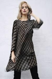 Bilde av Vibse Dress Paisley Leaves