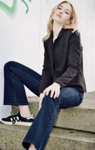 Bilde av Lido Flare Jeans