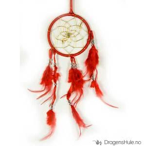 Bilde av Drømmefanger: 1 ring, rød 11cm