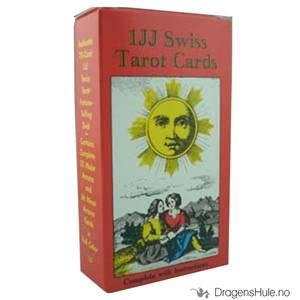 Bilde av Tarot: 1JJ Swiss Tarot