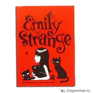 Bilde av Klistremerke: Emily Strange Web