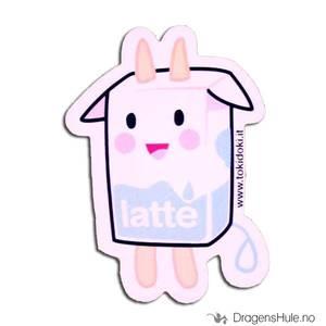 Bilde av Klistremerke: Tokidoki Latte