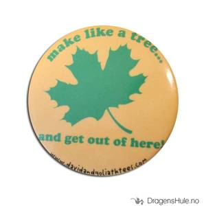 Bilde av Button 37mm: Make like a tree. . .and get out of here!