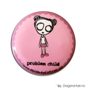 Bilde av Button 37mm: Dev L: Problem Child