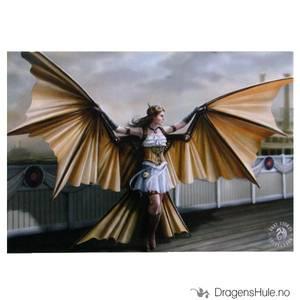 Bilde av Magnet: Anne Stokes: Aviator