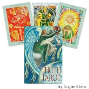 Bilde av Tarot: Aleister Crowley Thoth Tarot standard