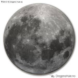 Bilde av  Button: Fullmånen