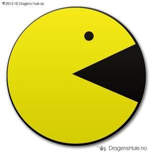 Bilde av  Button: Pac Man