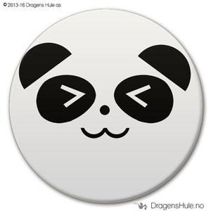 Bilde av  Button: Pandafjes #2