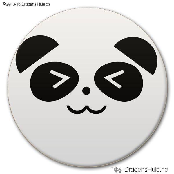 Button: Pandafjes #2