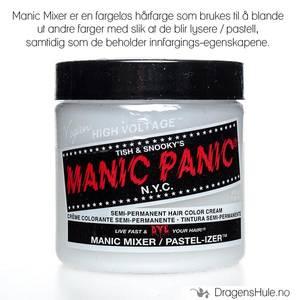 Bilde av Hårfarge:  Manic Mixer / Pastel-izer Classic