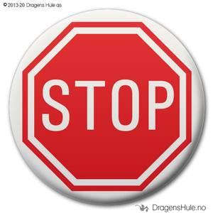Bilde av  Button: STOP