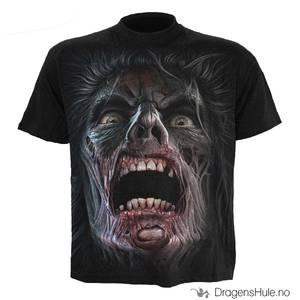 Bilde av T-skjorte: Night Walkers H -str M