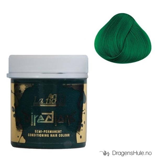 Hårfarge:  Directions Colour Kit -Apple Green