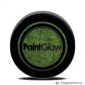Bilde av Fine Glitter: Holo Aqua Green -PaintGlow