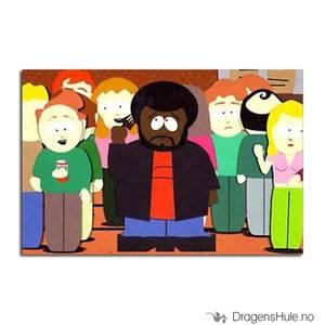 Bilde av Postkort: South Park: Chef B