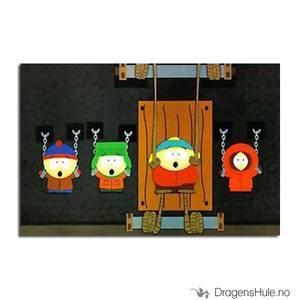 Bilde av Postkort: South Park: Dungeon Torture