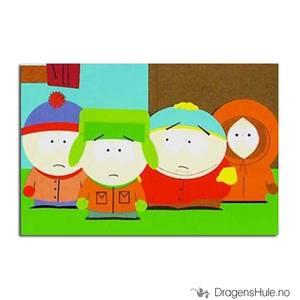 Bilde av Postkort: South Park: Sad Boys