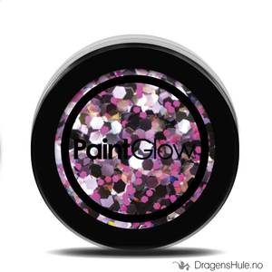 Bilde av Chunky Glitter: UV Holo Purple Haze -PaintGlow