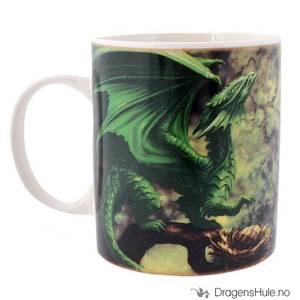 Bilde av Krus: Anne Stokes: Forest Dragon AD