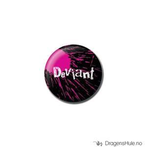 Bilde av Button 25mm: Deviant