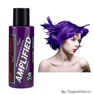 Bilde av Hårfarge: Ultra Violet Amplified -Manic Panic
