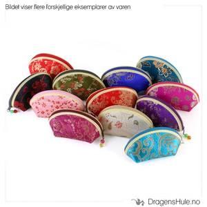 Bilde av Pung: Orientalsk, (velg farge)