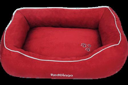 Bilde av Pet Bed Donut Red Rød (XL)