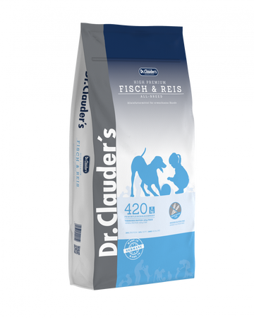 Bilde av High Premium Fisk & Ris 15kg