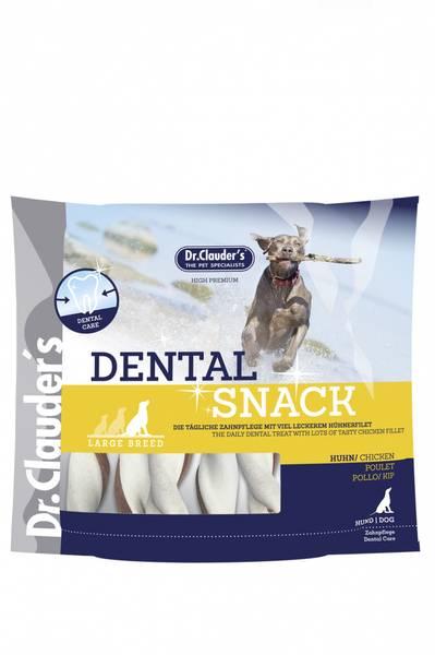 Dental Snack Kylling - Store Raser 500g