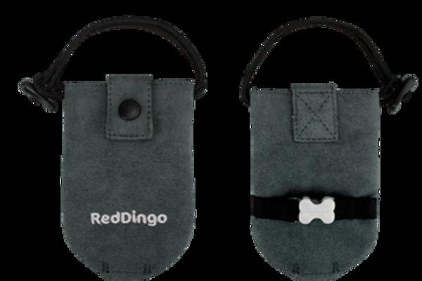Dingo Doo Pouch - Grey Charcoal