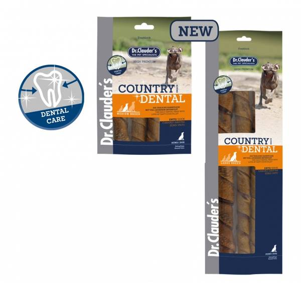 Country Dentalsnacks And 315g. (Store Raser)