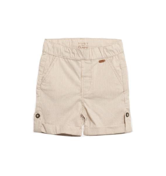 Bilde av Hust & Claire stripete shorts, hazelnut