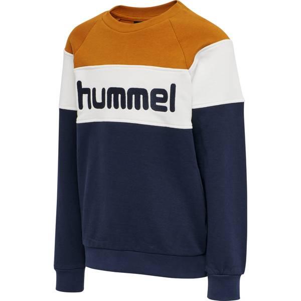 Bilde av Hummel Claes college genser til barn, pumkin