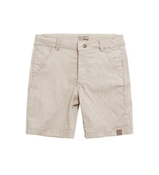 Bilde av Hust & Claire Hans shorts med striper, hazelnut