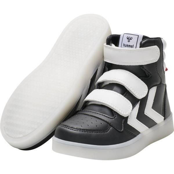 Bilde av Hummel Stadil Flash lysende sko til barn, black