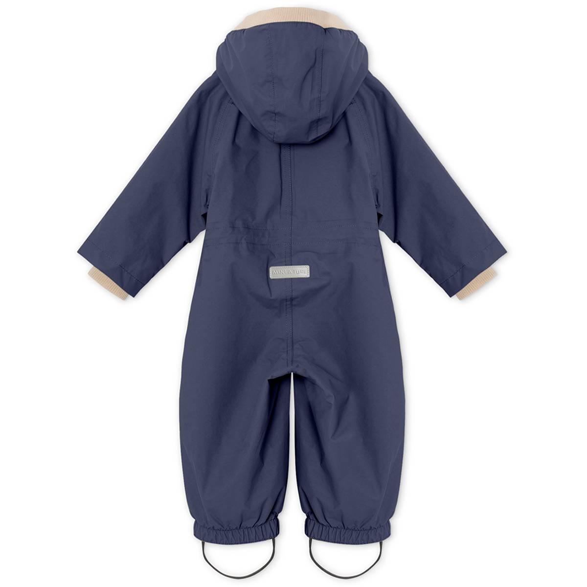 Mini A Ture parkdress / vårdress til barn,Maritime Blue