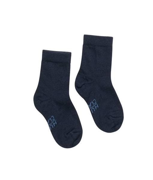 Bilde av Hust & Claire sokker i ull og bambus, Blues