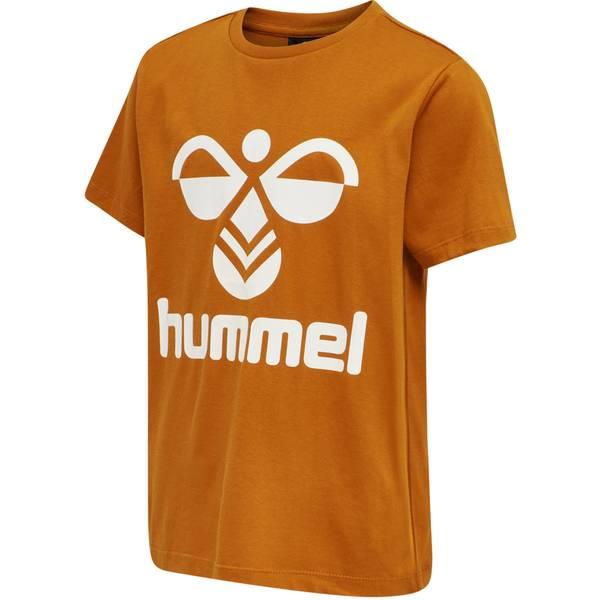 Bilde av Hummel tres t-skjorte til barn, Pumpkin spice