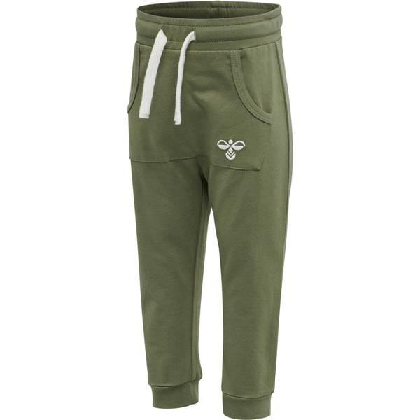 Bilde av Hummel Futte bukse til små barn, Lichen green