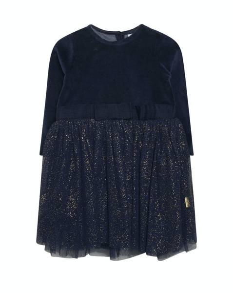 Bilde av Hust & Claire Damini kjole, navy