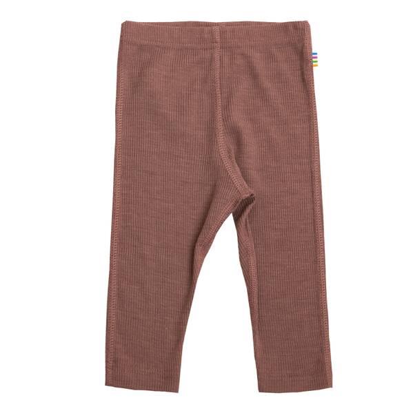 Bilde av Joha ull/silke leggings, dusty plum