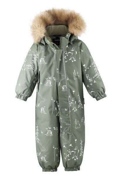 Bilde av Reimatec Lappi vinterdress til barn med rever,