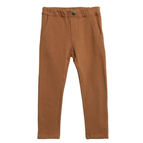 Bilde av Wheat Frank college chinos bukse, caramel